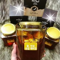 Sam mat ong nghe tay Saffron Mama Chue Han Quoc hu 500g (10)