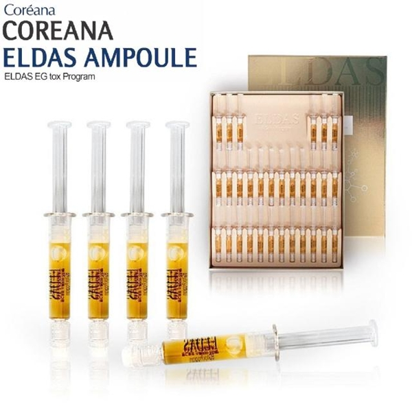 Serum te bao goc ELDAS EG Tox Program Coreana (1 hop mini 4 ong) (6)