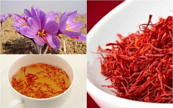 Nhuy hoa nghe tay Tashrifat 100 Iranian Saffron (1)
