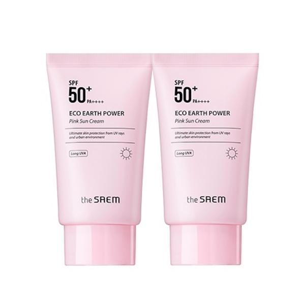 Kem Chong Nang The SAEM Eco Earth Power Sun Cream SPF50+ PA++++ (5)