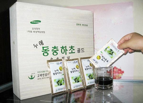 Nuoc Dong trung ha thao Bio Han Quoc 60 goi x 30ml (3)
