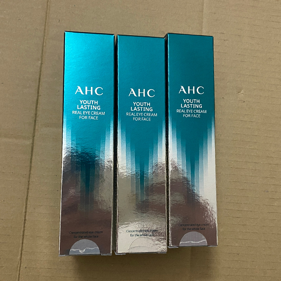 Kem dưỡng da mắt AHC Ageless Real Eye Cream For Face