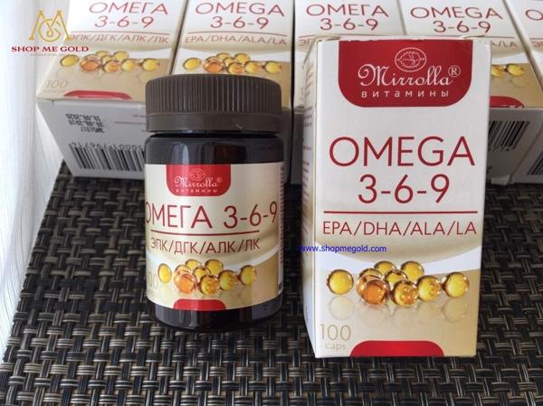 Vien uong Omega 3 6 9 Mirrolla - Nga (3)