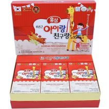 nuoc hong sam tre em korean red ginseng kid & friend - han quoc (4)