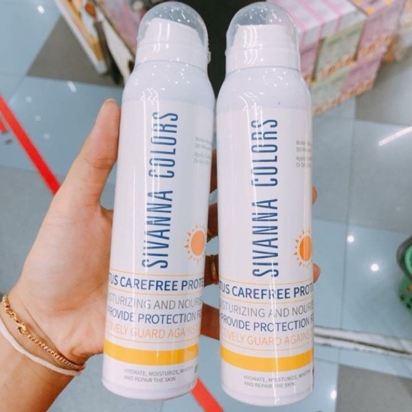 xit chong nang sivanna protection spray spf 50 - thai lan (5)