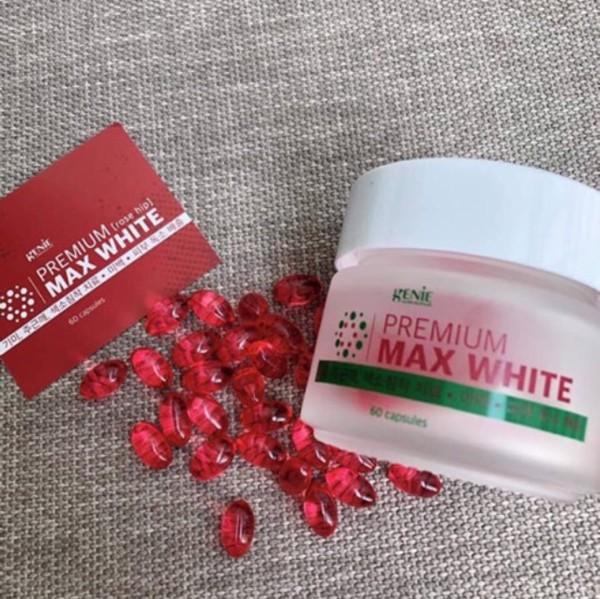 vien uong trang da genie premium max white 60 - vien mau do (1)