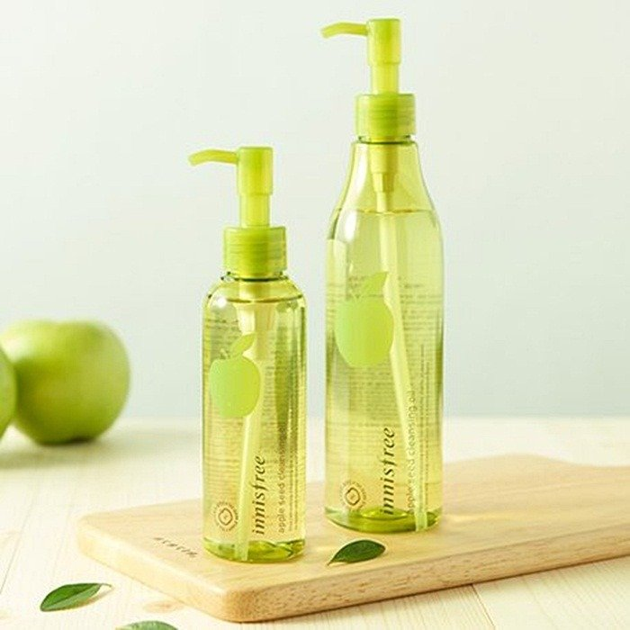 dau tay trang tu hat tao innisfree - apple seed clean (5)