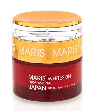 kem duong trang da ban ngay maris day cream (a) - nhat ban (3)