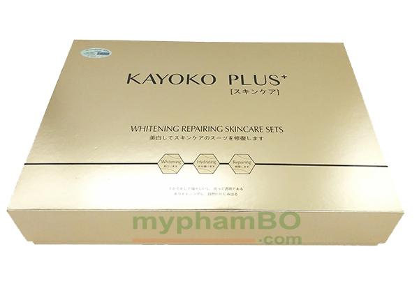 Bo My Pham Kayoko Plus+ Vang 6in1 Moi - Nhat ban (1)