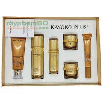Bo My Pham Kayoko Plus+ Vang 6in1 Moi - Nhat ban (3)
