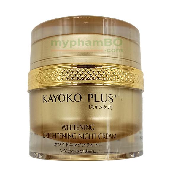 Bo My Pham Kayoko Plus+ Vang 6in1 Moi - Nhat ban (6)
