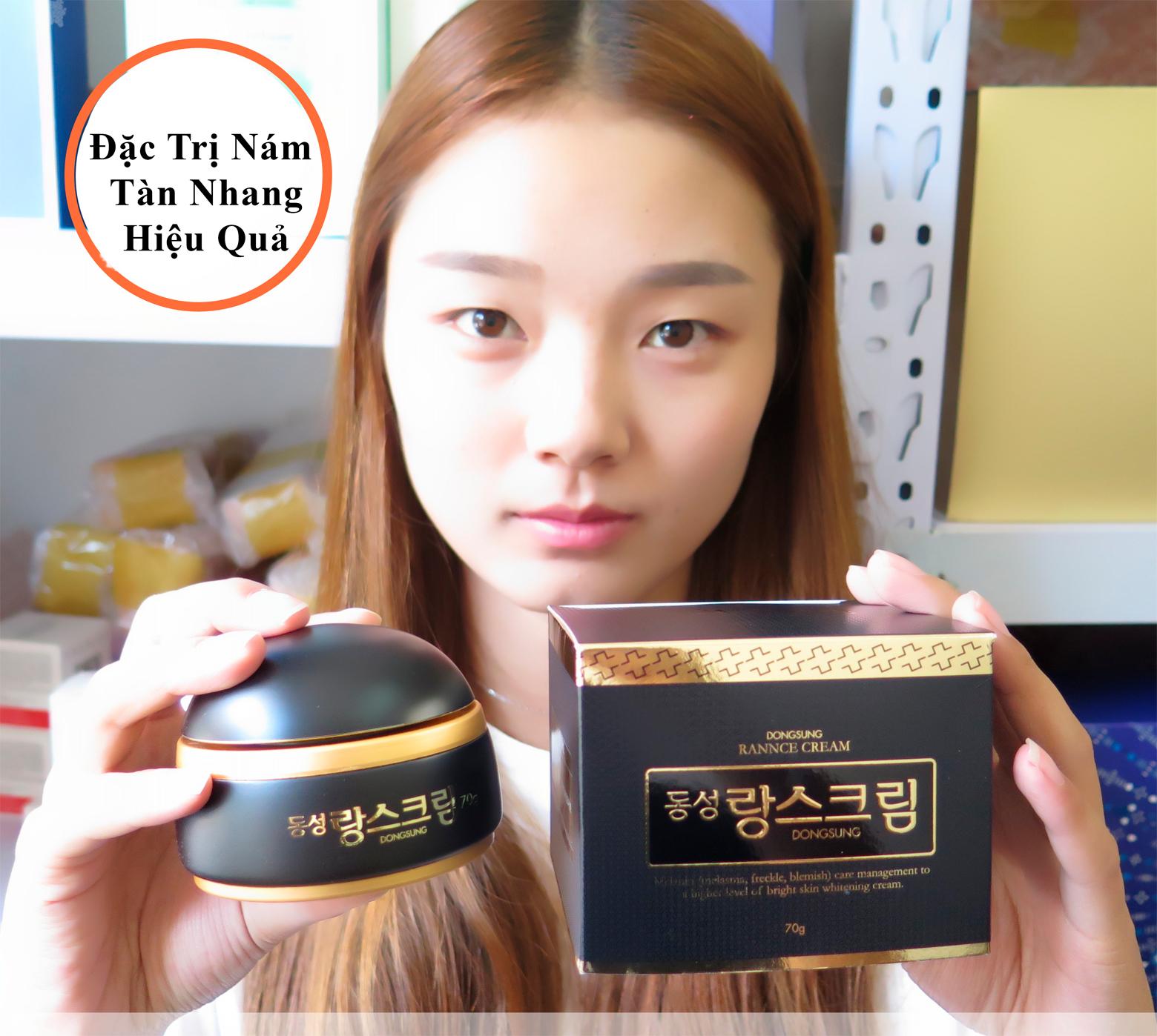 kem tr nom dongsung rannce cream 50g mu mi - hàn quc (1)