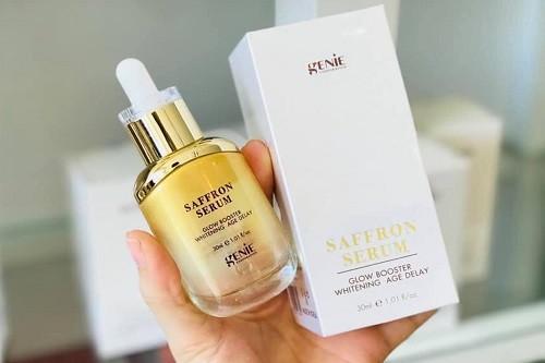 serum nhuy hoa nghe tay genie saffron serum 30ml han quoc (4)