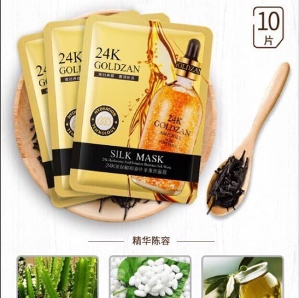 mt n la 24k goldzan silk mask chonh hong (5)