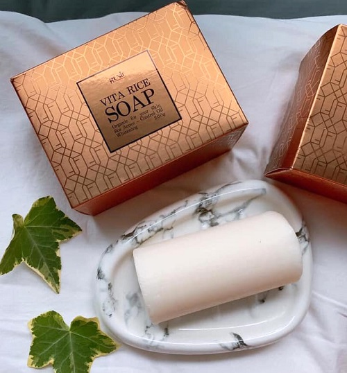 công dụng soap rửa mặt trị mụn genie