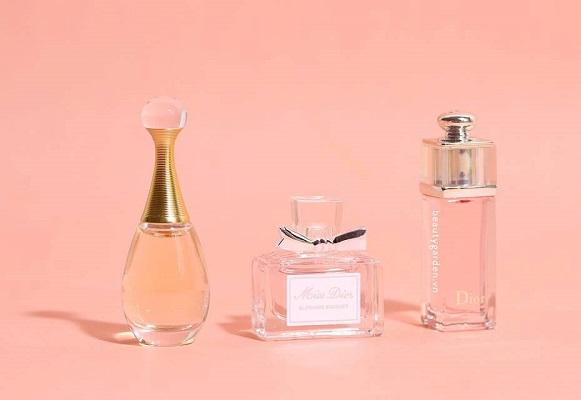 set 3 chai nước hoa Dior mini