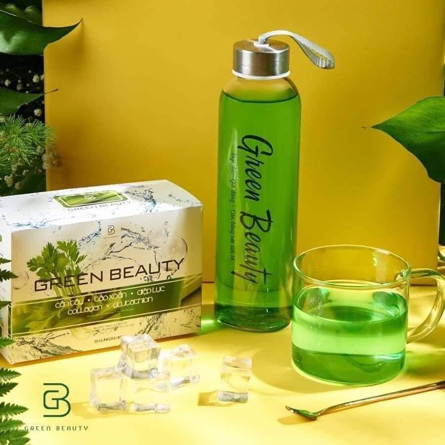 Thành phần nước ép cần tây Green Beauty