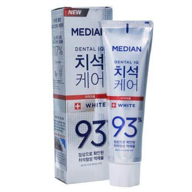 Kem đánh trắng răng Median Dental IQ 93%