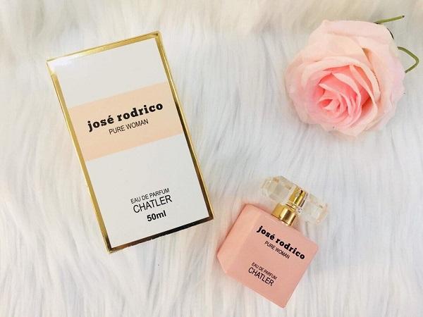 nước hoa Jose rodrico