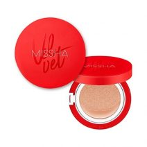 Missha Velvet Finish Cushion vỏ đỏ