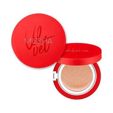 Missha Velvet Finish Cushion vỏ đỏ
