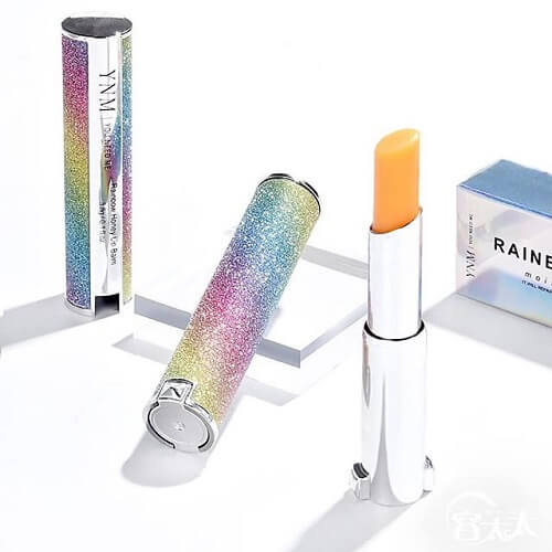 son dưỡng môi YNM rainbow