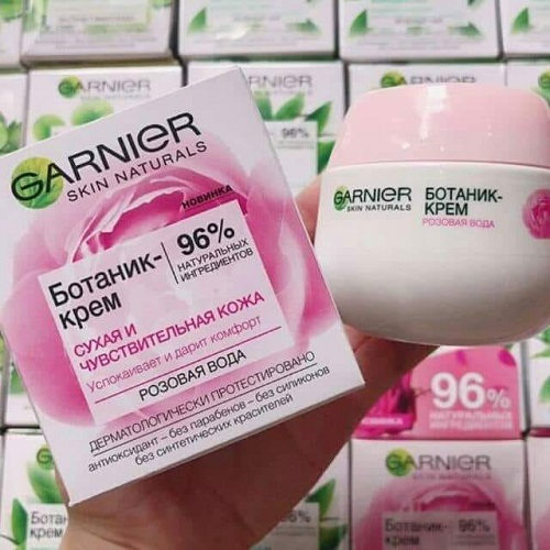 Thành phần kem dưỡng ẩm Garnier