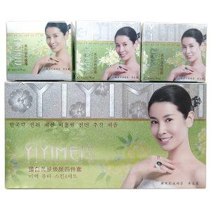 quy cách Bộ Yiyimei bán lẻ Tinh Chất trị nám, tàn nhang