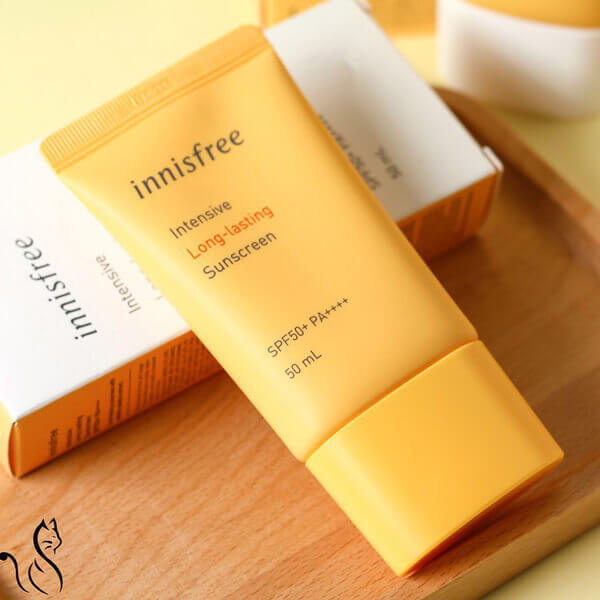 quy cách Kem chống nắng Innisfree Intensive Long Lasting sunscreen spf50+ pa++++50ml