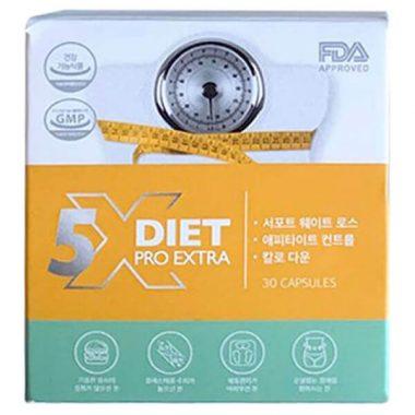 vien giam can genie x5 diet pro extra 30 vien hieu qua gap 5 (4)