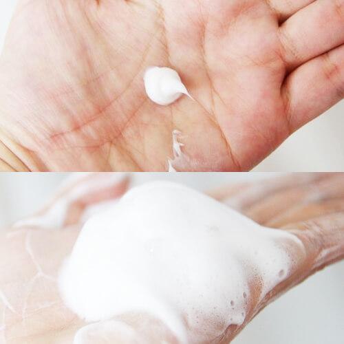 Bọt Sửa rửa mặt ý dĩ Hatomugi Naturie