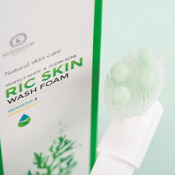 quy cách Sữa Rửa Mặt Kohinoor Ric Skin Wash Foam