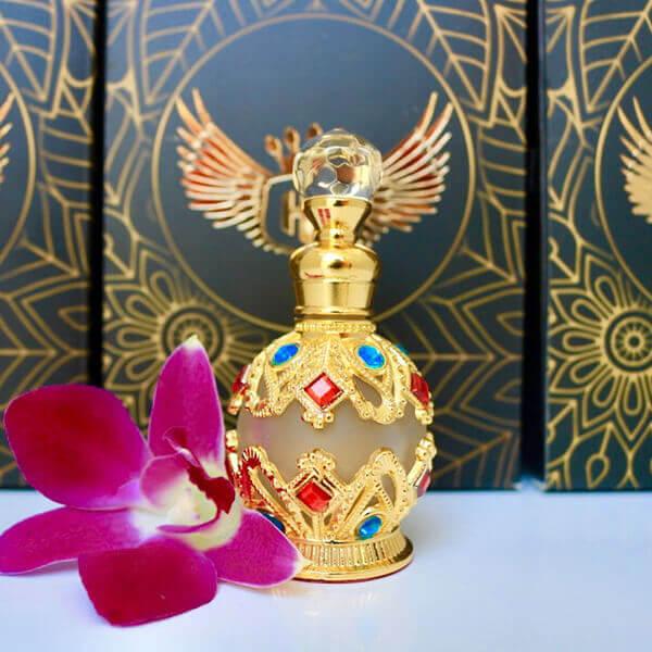 Quy cách Tinh dầu nước hoa Dubai Chanel golden rose