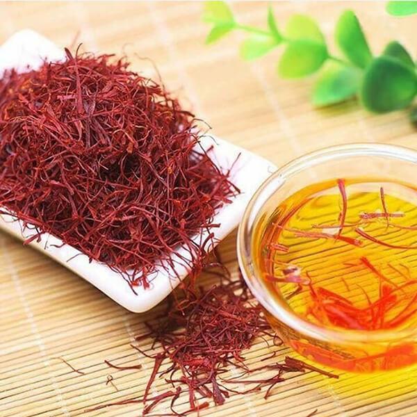 Nhụy hoa nghệ tây Bahraman Saffron dòng negin