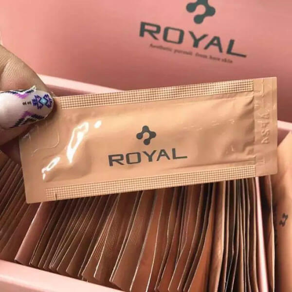 quy cách tinh chất cuống rốn royal nhật bản