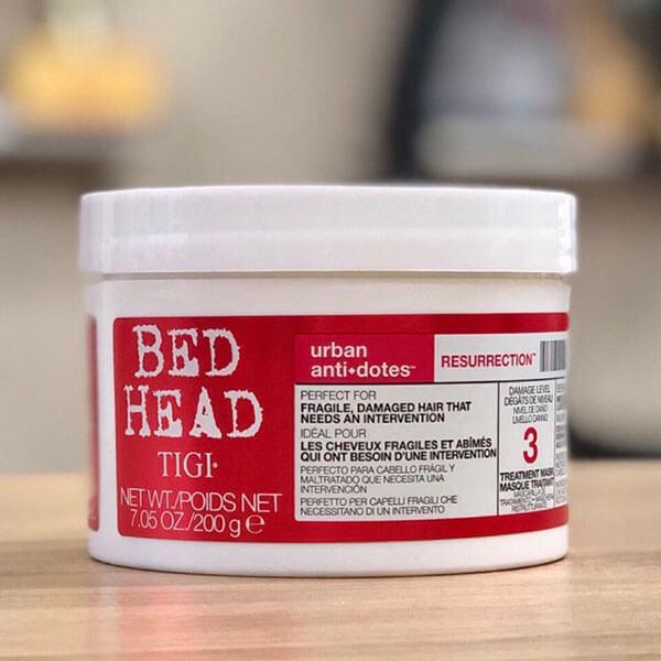 quy cách Dầu hấp ủ tóc TIGI Đỏ phục hồi siêu mềm mượt