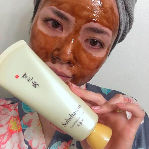 quy cách Mặt nạ lột Sulwhasoo Skin Clarifying mask 30ml