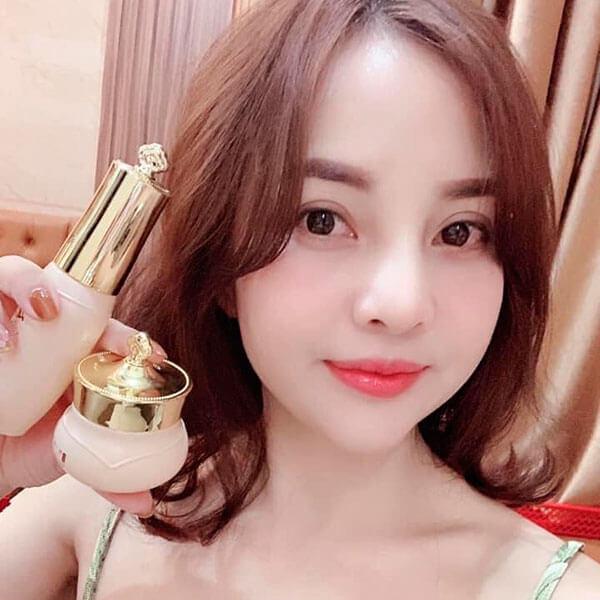 Bộ mỹ phẩm LanHua 5in1 cao cấp trị nám tàn nhang - Hàn quốc