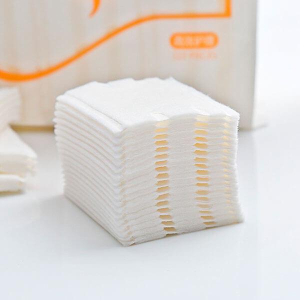 Bông tẩy trang Cotton Pad chính hãng 222 miếng