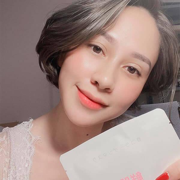 Mặt nạ đắp ủ trắng collagen nhau thai Rwine Beauty Collagen Sheet Mask