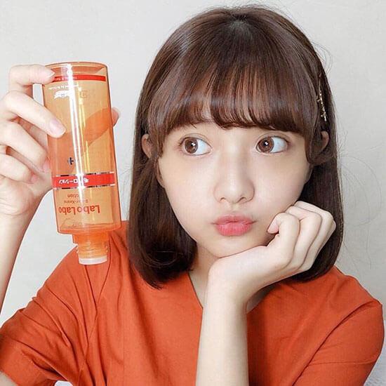 Nước hoa hồng Labo Labo Super Keana Lotion 100ml - Nhật bản