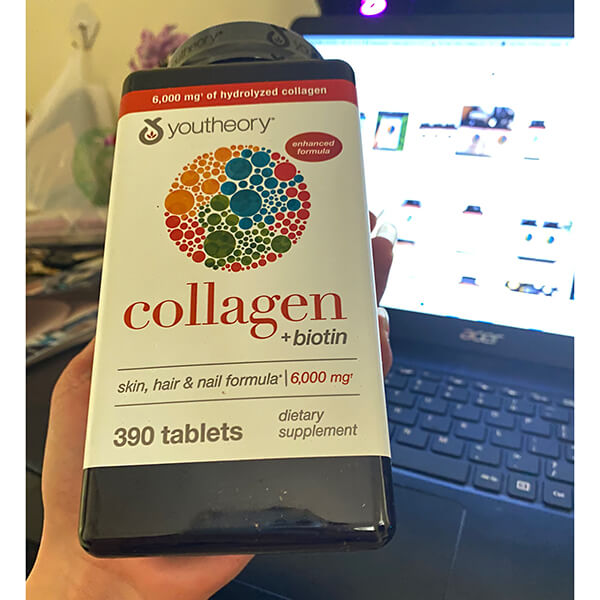 Viên Uống Collagen Youtheory Mỹ 390 Tablets Viên Uống Ngừa Lão Hóa