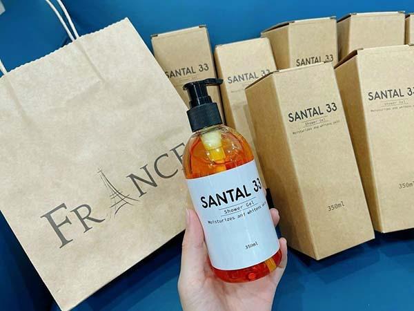 Sữa Tắm Nước Hoa Mùi Le Labo Santal 33 chính hãng