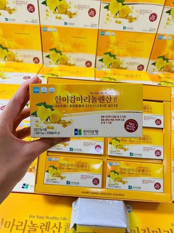 hướng dẫn sử dụng Viên Uống Nội Tiết Hoa Anh Thảo Hàn Quốc Hộp 180 Viên