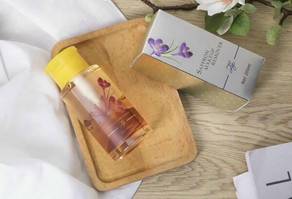 Nước tẩy trang Saffron Makeup Remover John L & Lucas Y