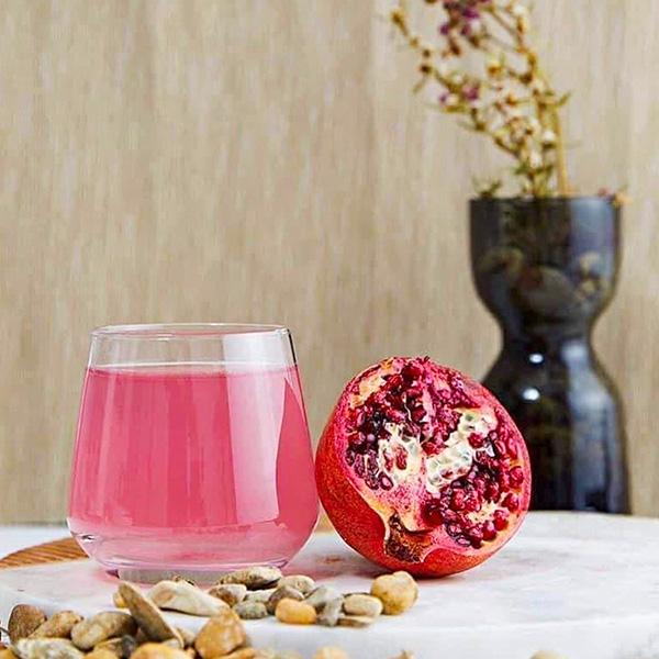 Bột Collagen Uống Lựu Đỏ Hàn Quốc