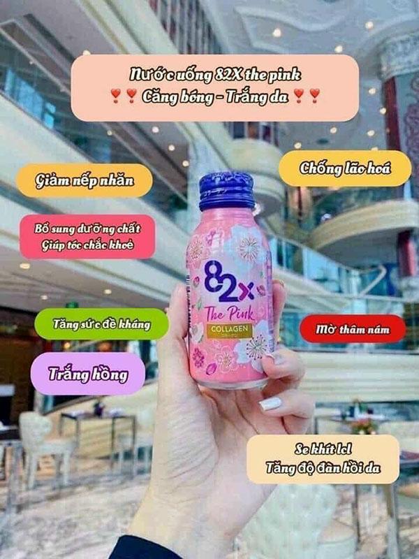 Địa chỉ mua Nước Collagen Mashiro 82x