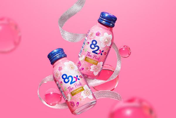 Nước Collagen Mashiro 82x The Pink (Hộp 10x100ml)